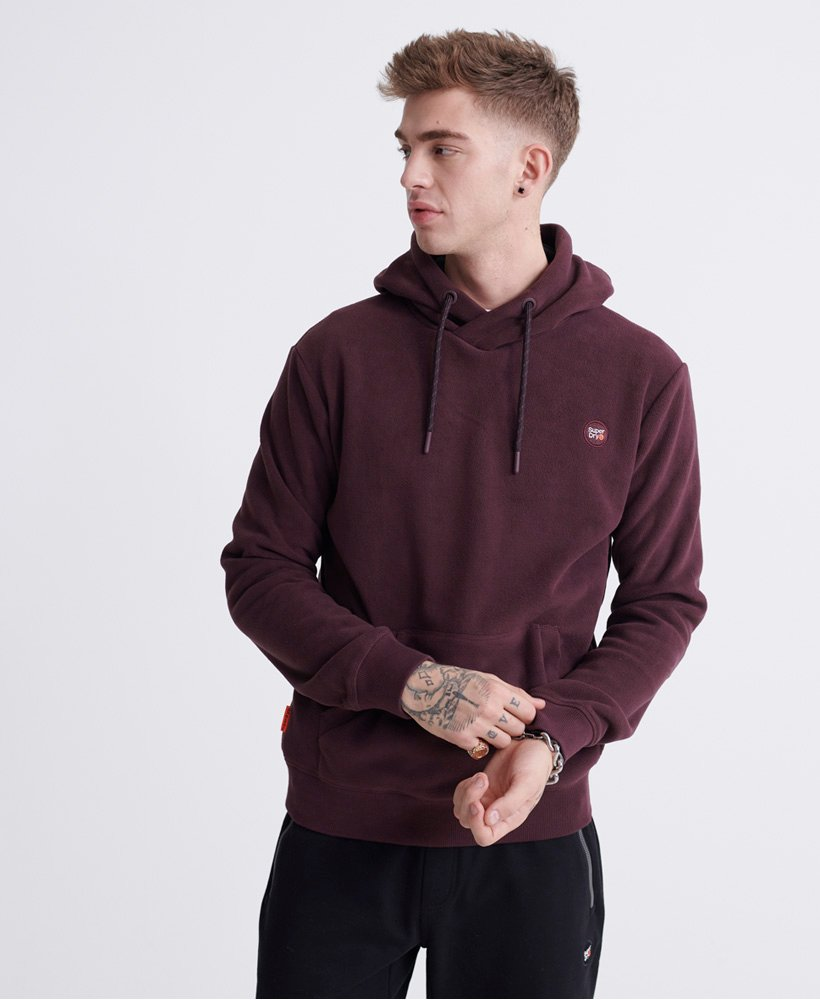 Superdry Sweat à capuche à enfiler en polaire Collective