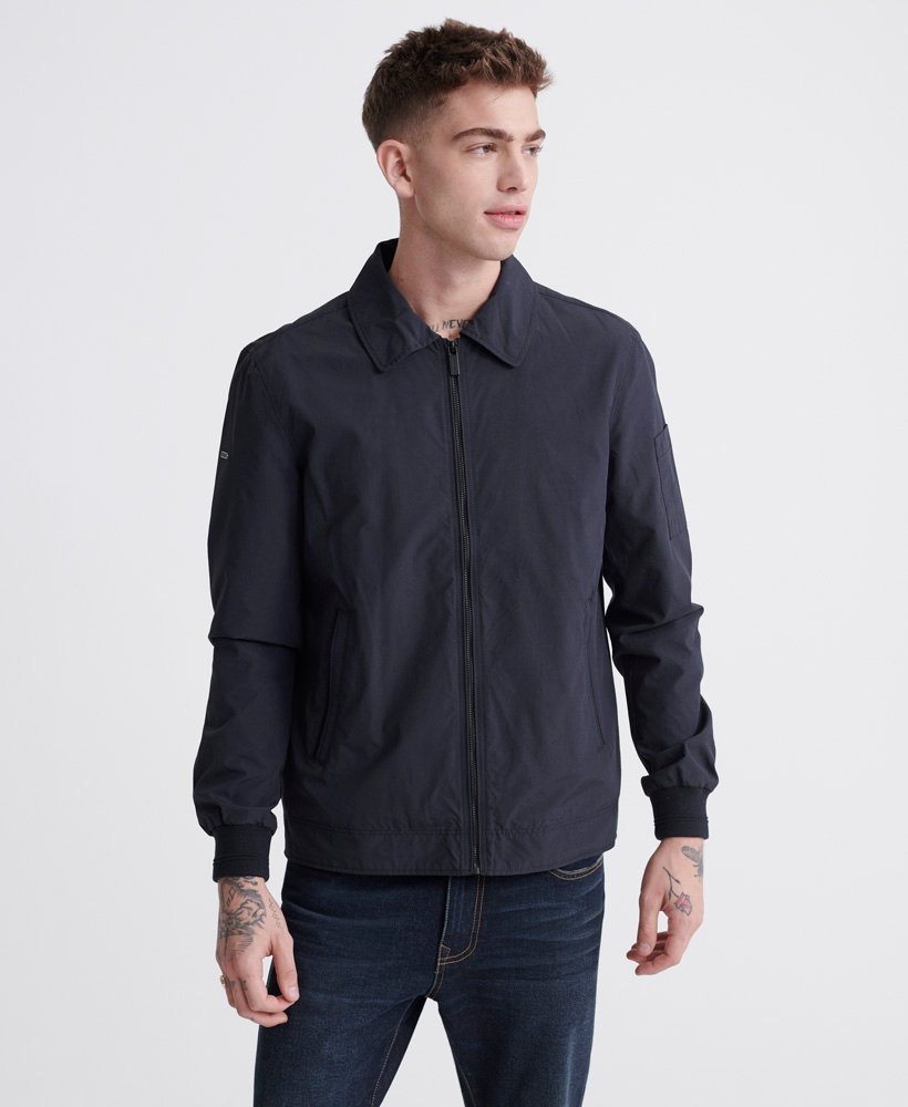Superdry Veste Collared Harrington Homme Sale View all