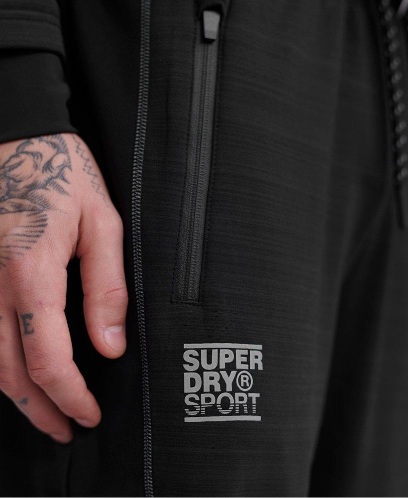 Superdry Herren Wasserabweisende Training Jogginghose