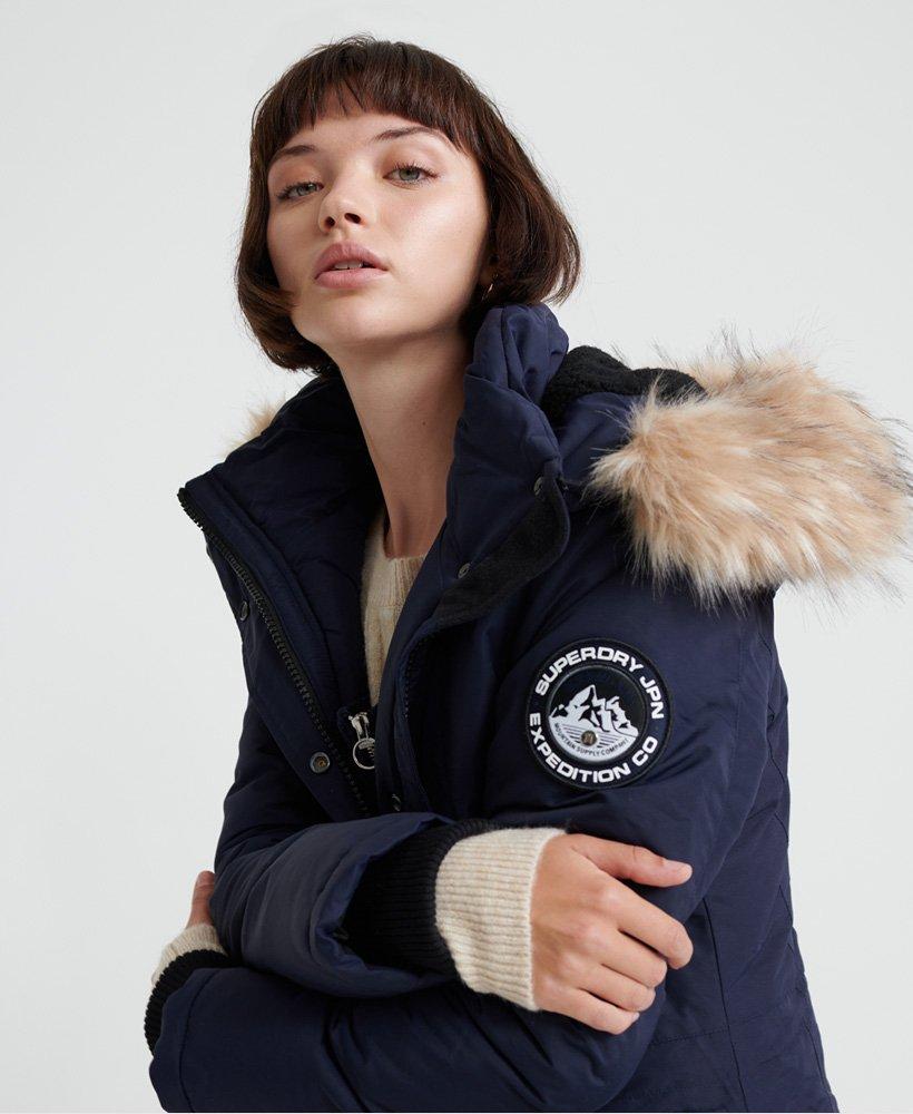 Superdry Parka Ashley Everest Online Sale, UP TO 20 OFF