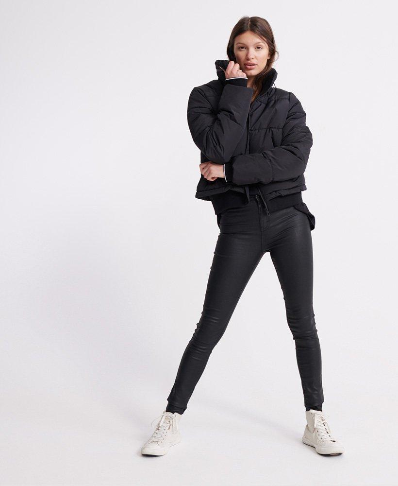 Superdry Essentials langermet polstret jakke Dame Sale