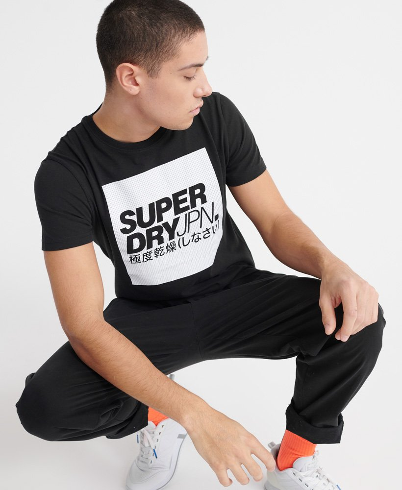 Superdry Japan Block T-Shirt thumbnail 1