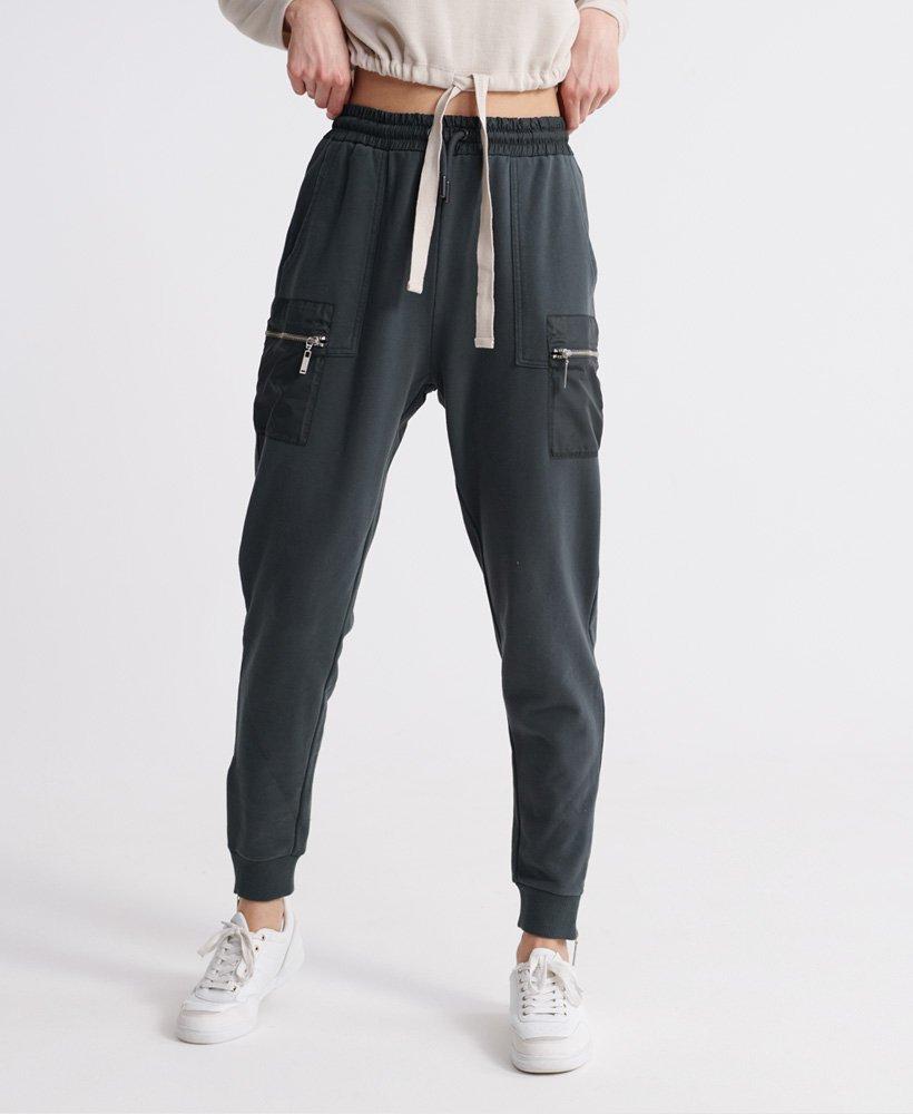Haut Femme Superdry Désert Cargo Pantalon De Survêtement