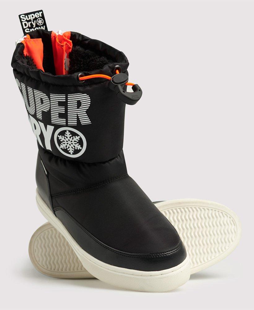 GS2526MT Superdry Women/'s Snow Boots PN