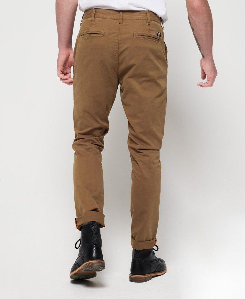 Superdry International Slim chinos bukser Herre Bukser
