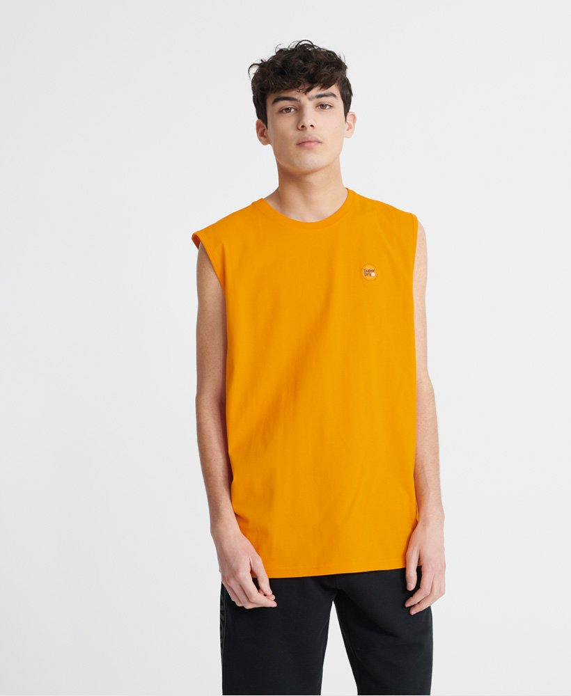 Superdry Oversized Collective T shirt i økologisk bomuld