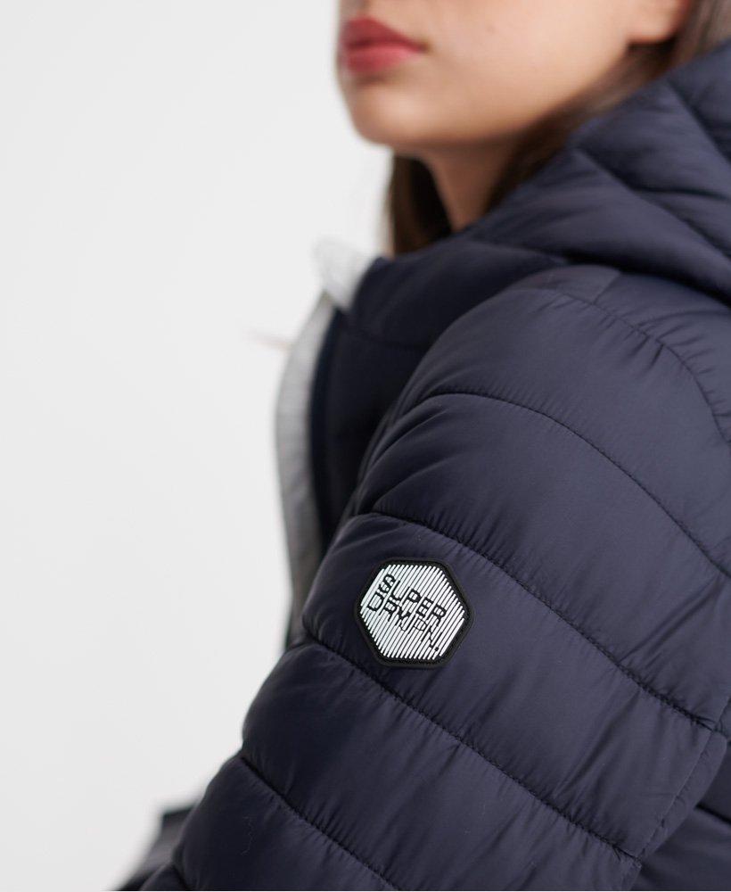 Superdry Womens Ls Essentials Helio Padded Jacket