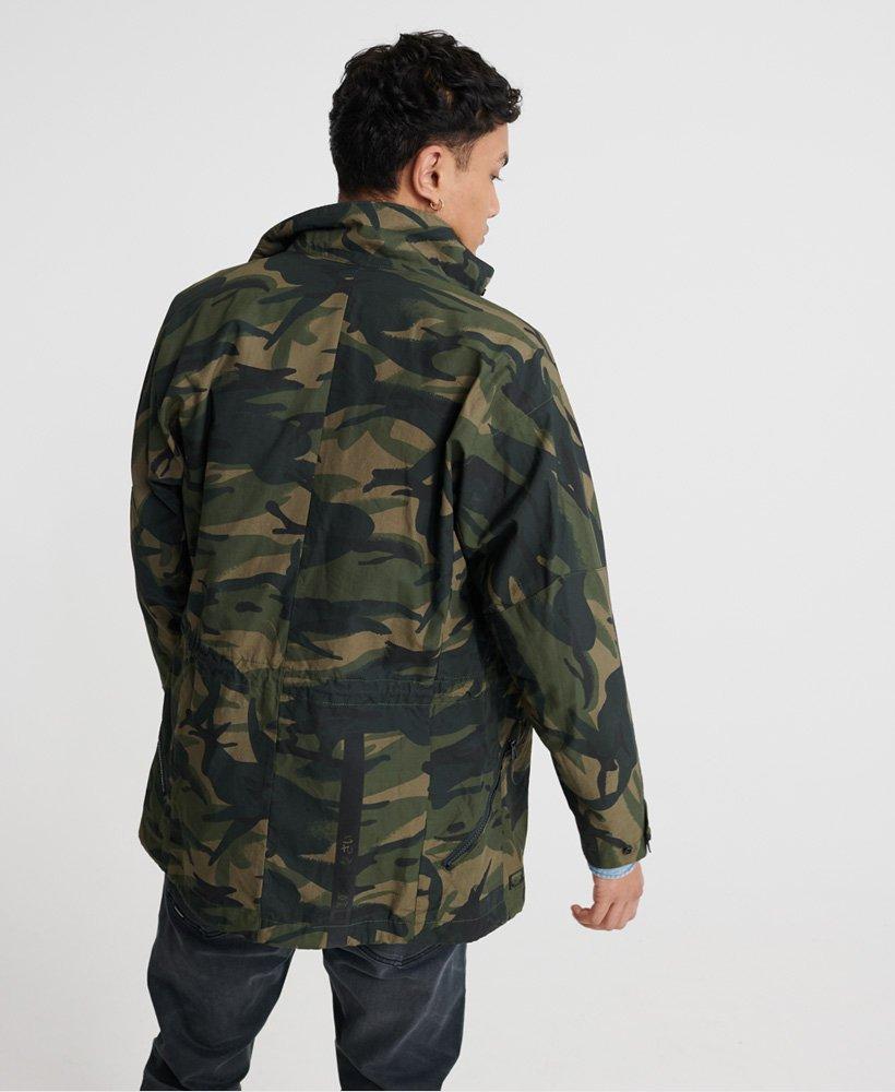 Superdry Utl Field Jacket Chaqueta para Hombre