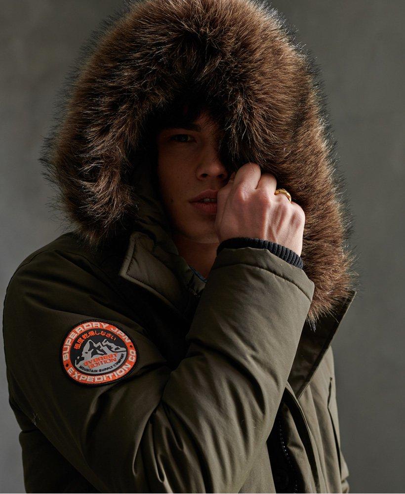 Superdry Everest Parka Jacket Various Colours