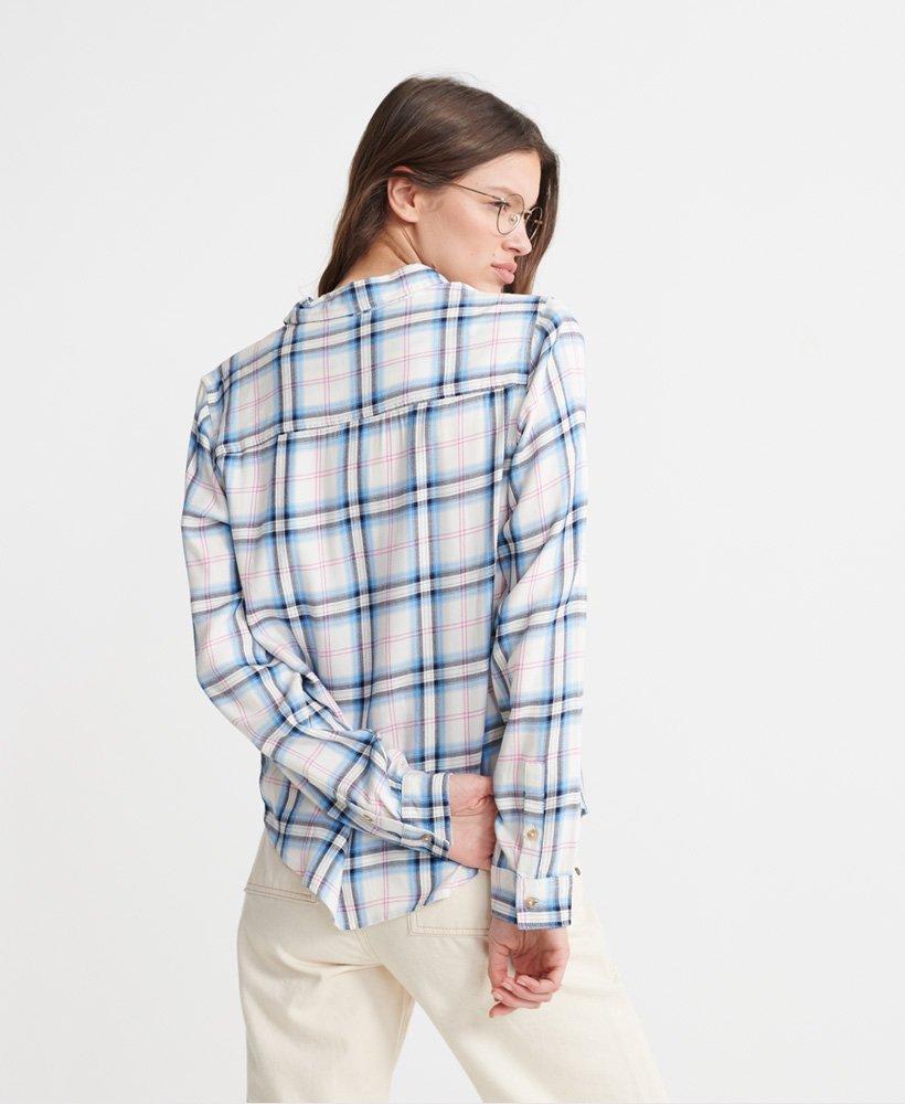 Superdry Chemisier léger à carreaux Chemises pour Femme