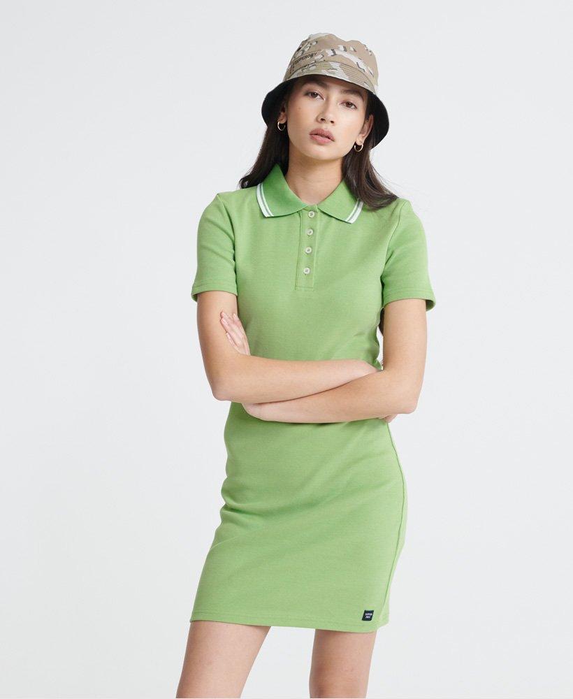 Superdry Polo Mini Dress - Women's Dresses