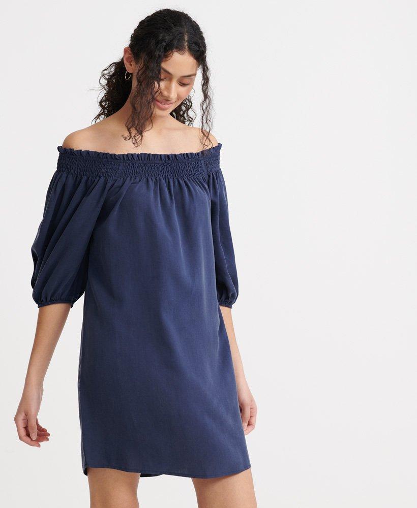 Haut Femme Superdry Désert Robe Portefeuille