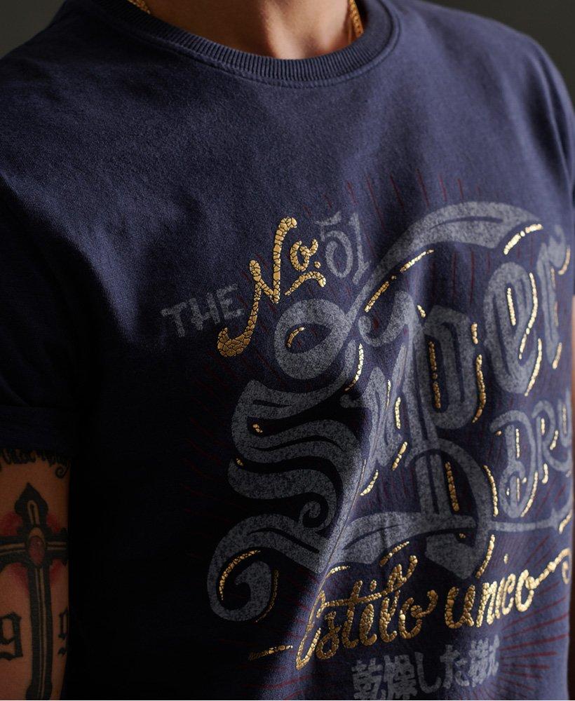 Superdry Mens Workwear Rising Sun T-Shirt
