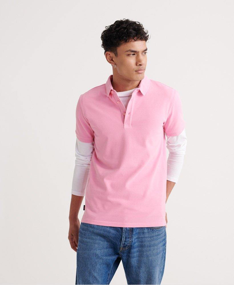 Superdry City Short Sleeved Polo Shirt thumbnail 1