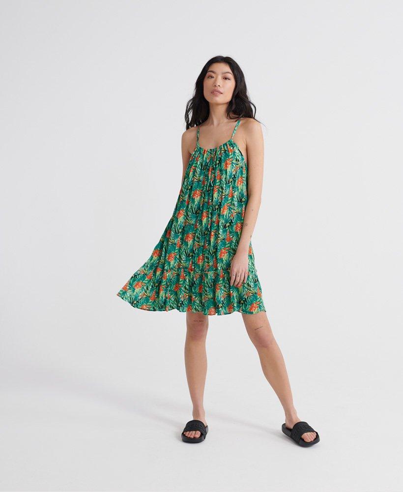 Superdry Daisy Beach Dress Vestito Donna