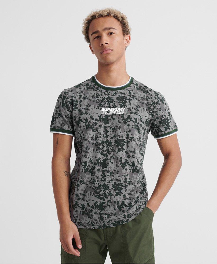 Superdry Shirt Shop T skjorte Herre T skjorter