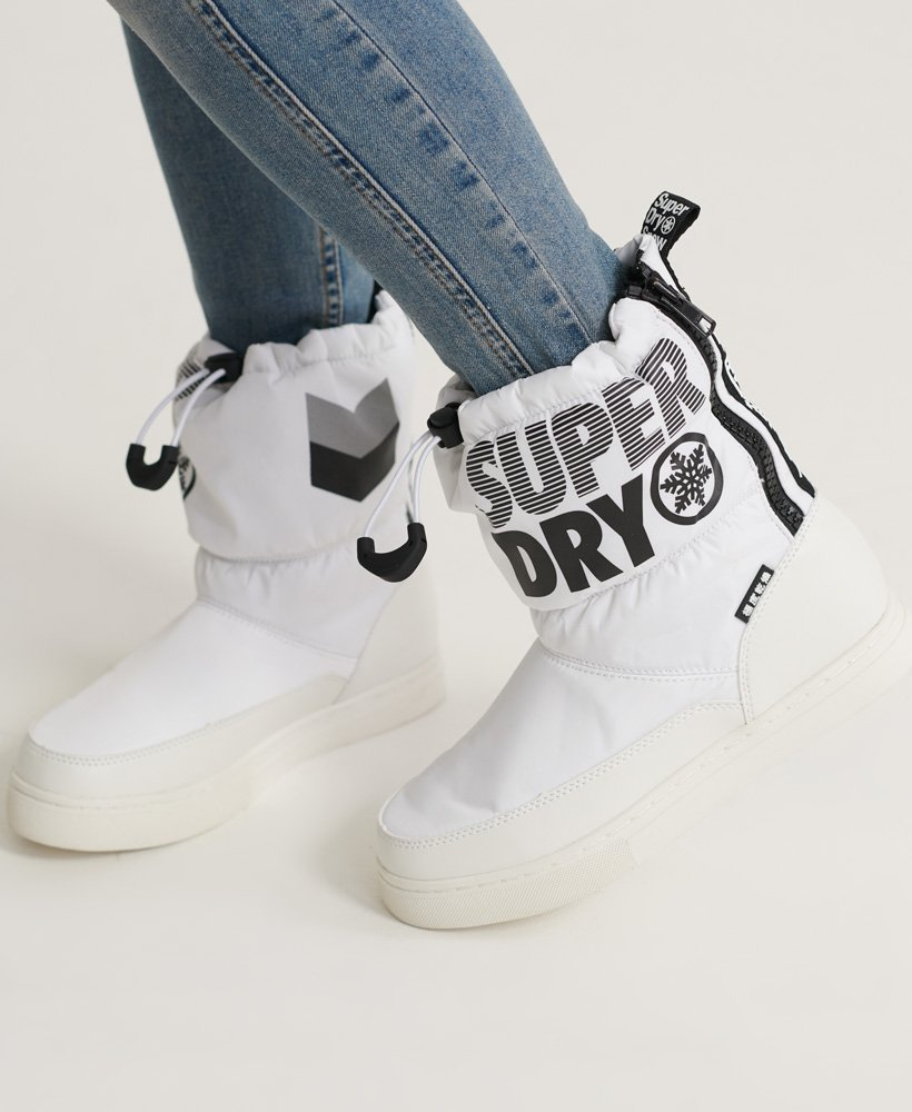 Superdry Japan Edition Snow Boots