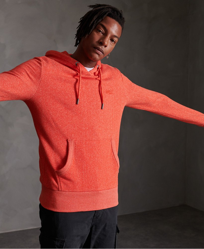 Superdry Classic Hoodie aus der Orange Label Kollektion