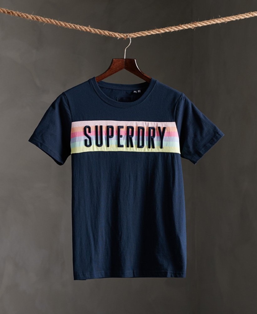 Superdry Rainbow Panel T-shirt