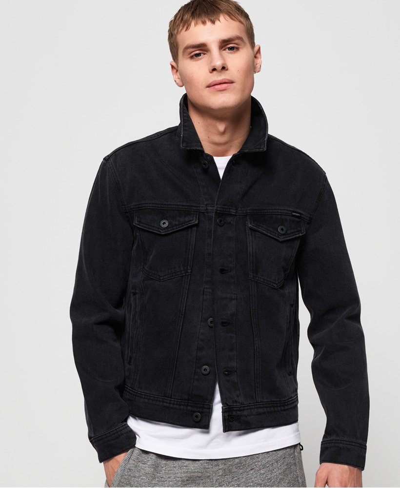 Superdry Highwayman Trucker Jacket  thumbnail 1