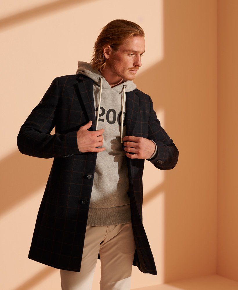 Superdry Foundation Wool Coat