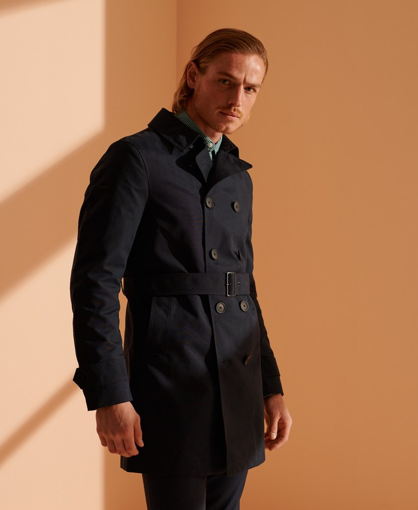 Superdry Iconic Trench Coat