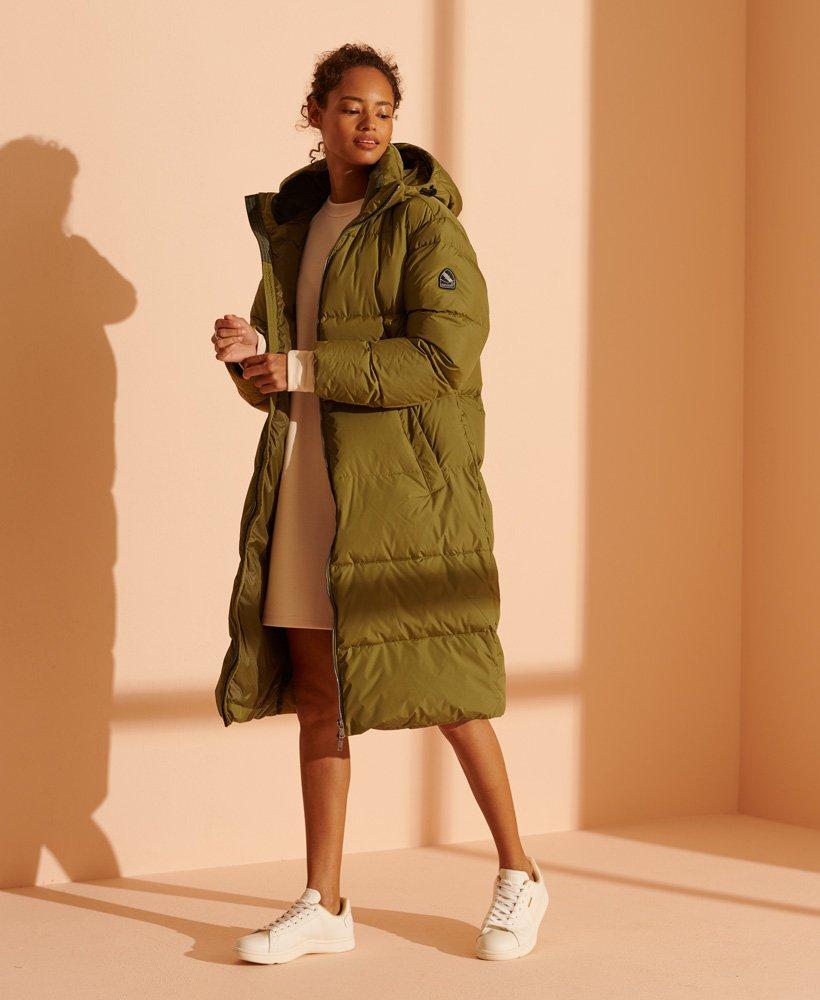 Superdry Doudoune longue City Vestes et manteaux pour Femme