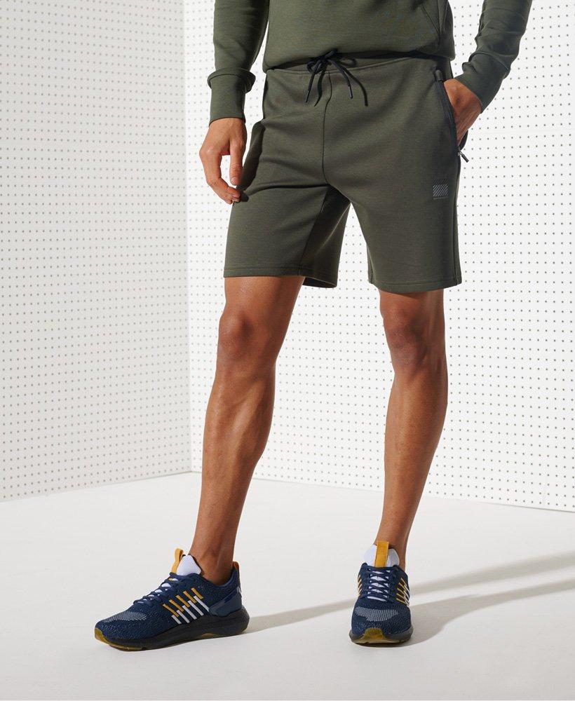 Superdry Pantalones Cortos Deportivos Training Gym Tech Pantalones Cortos Para Hombre