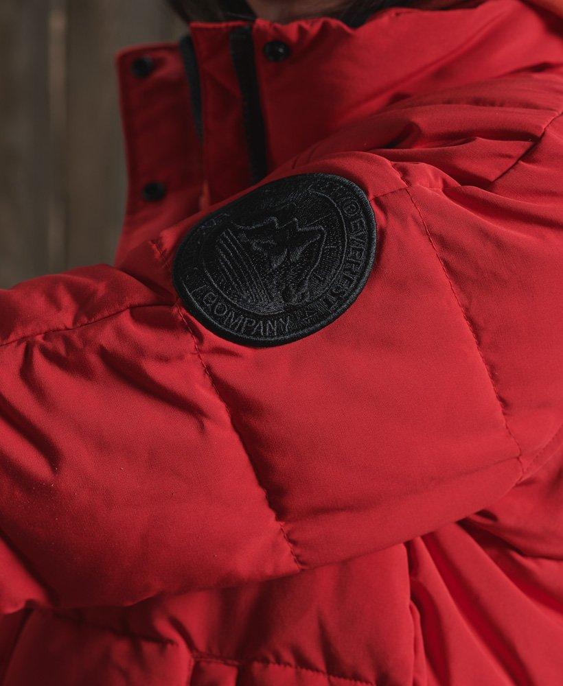 Superdry Everest flygerjakke uten hette Dame Jakker og