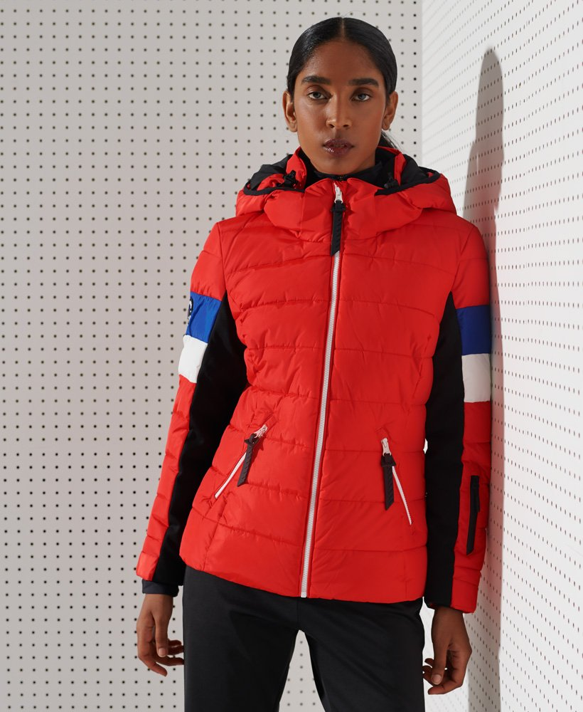 Superdry Alpine Revive Puffer Jacket - Women's Jackets and ...