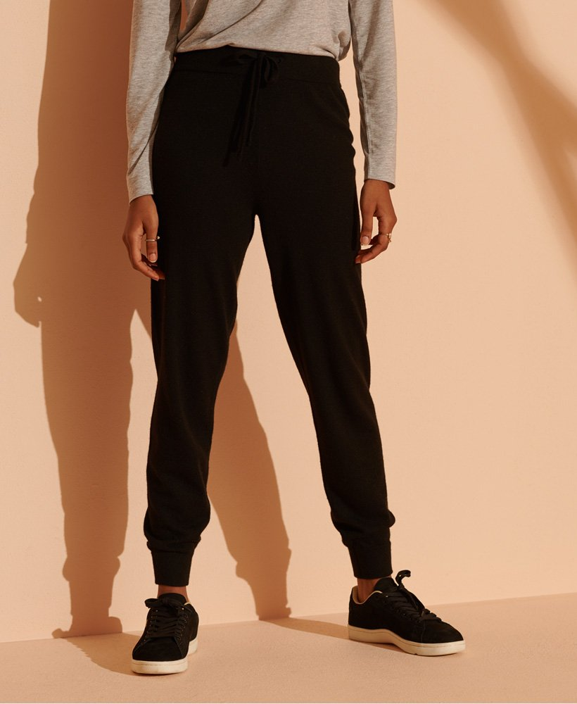 Superdry Limited Edition Yak Knit Joggers 0