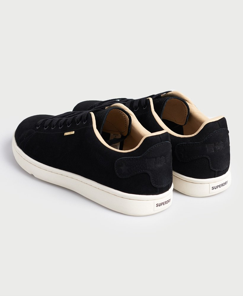Superdry Herren Vintage Tennis Trainer Sneaker