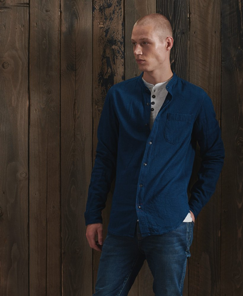 Superdry Henley Workwear overhemd 0