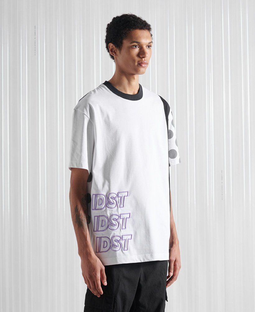 Superdry Limited Edition SDX Unisex Tokyo Graphic T-Shirt 0