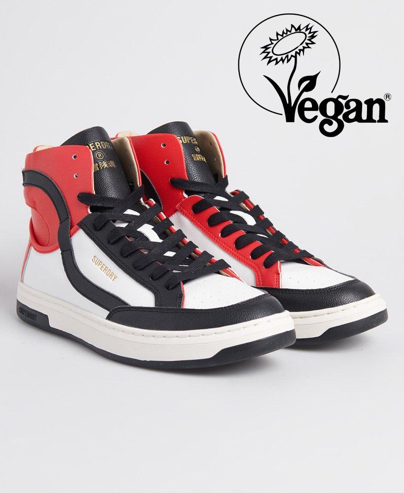 Superdry Vegan Basket Lux Trainers