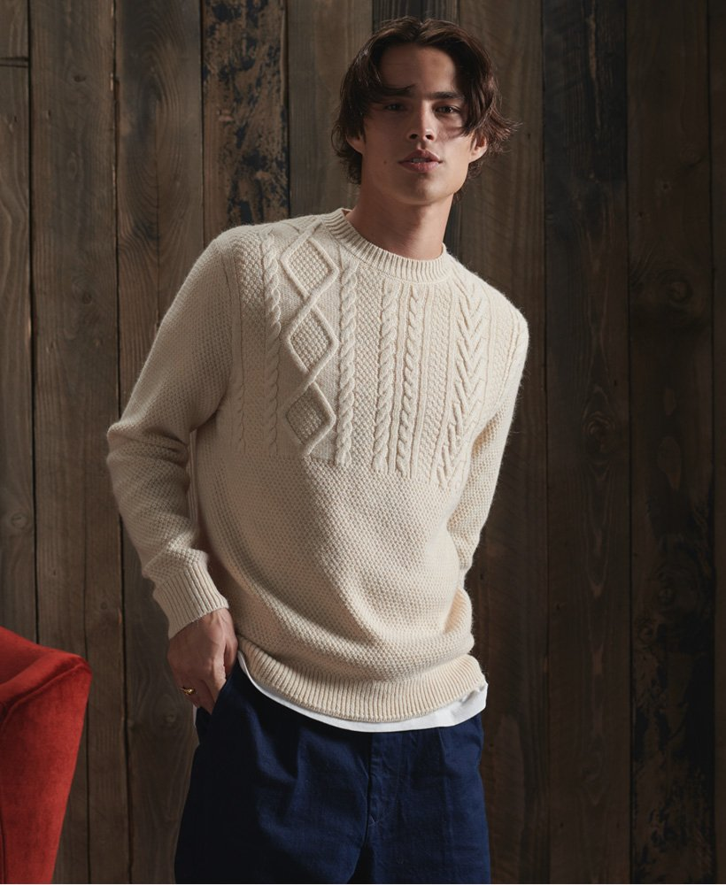 Superdry Limited Edition Dry Fisherman Jumper