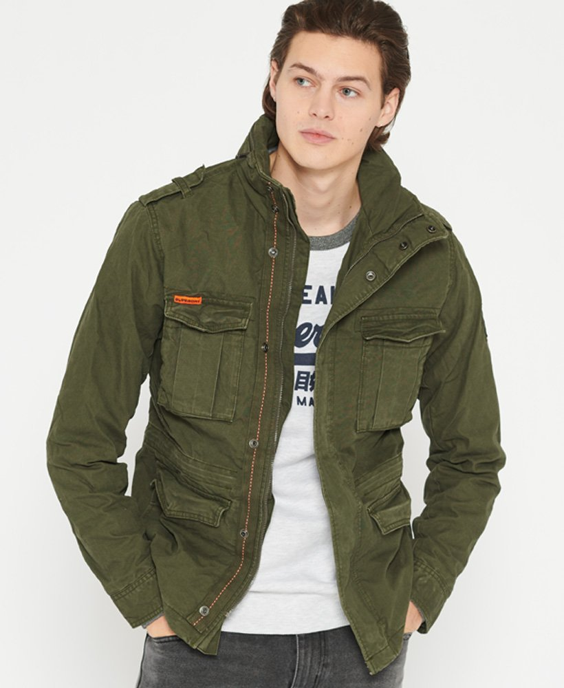 Superdry Classic Rookie Military Jacket 0