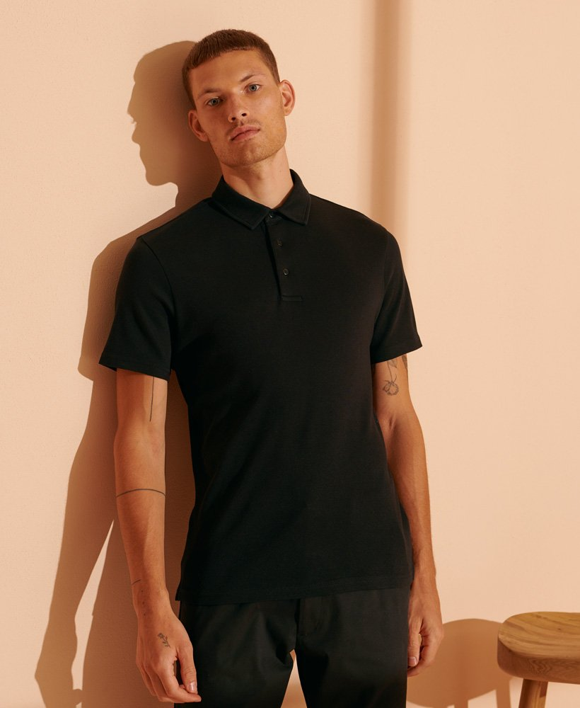 Superdry Limited Edition Pima Cotton Polo Shirt 0