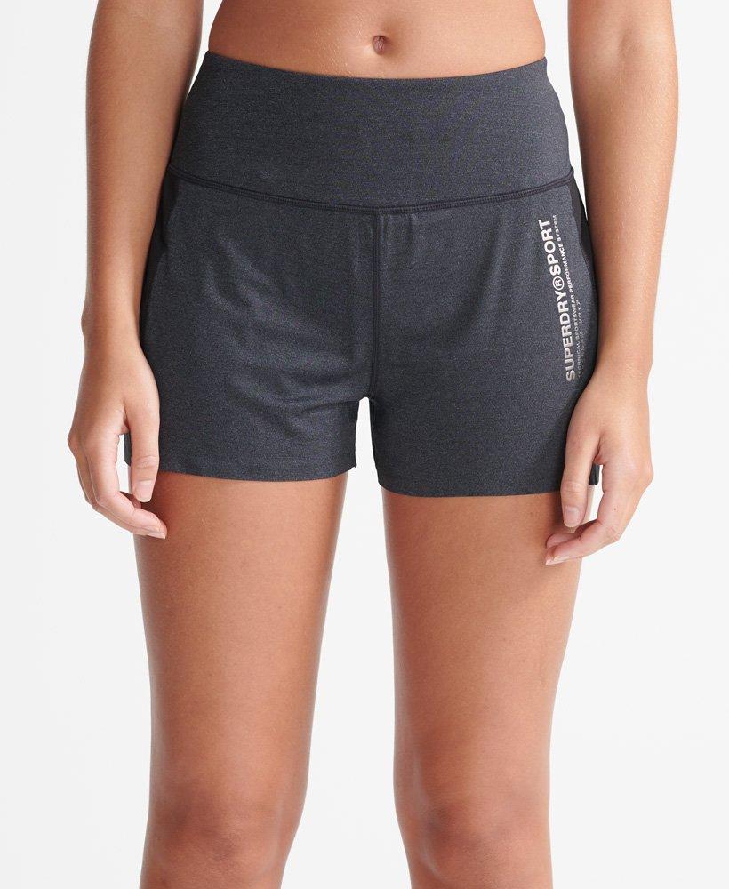 Superdry Pantalones Cortos Holgados Cooling Pantalones Cortos Para Mujer