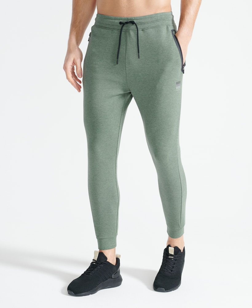 Homme Superdry gymtech Pantalon De Survêtement Taille S