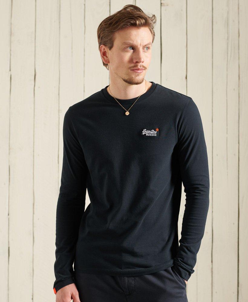 Superdry T-shirt brodé Vintage en coton biologique