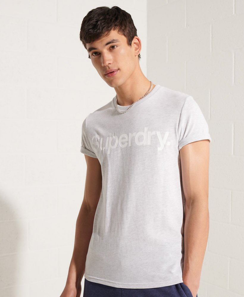 Superdry T-shirt met Core-logo