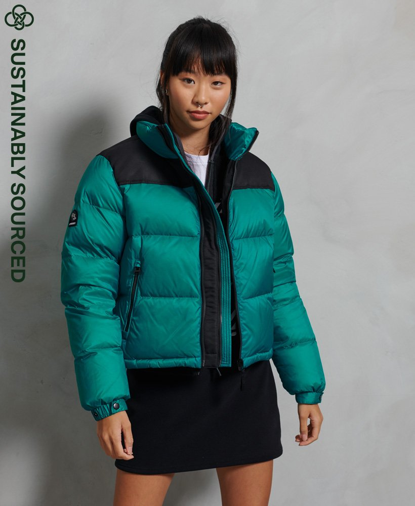 Superdry Sportstyle Code Puffer Jacket  0