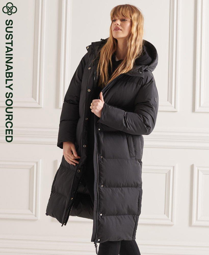 Superdry Longline Duvet Coat 0