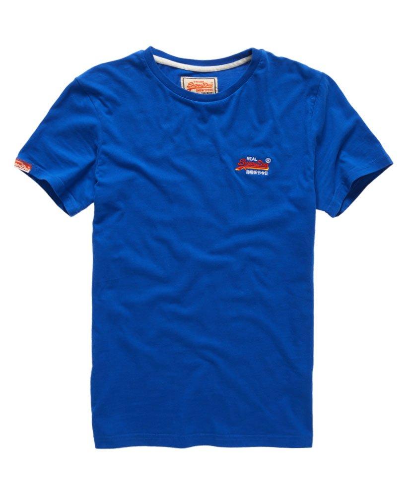 Superdry Orange Label Surf Edition T shirt Herrer T shirts