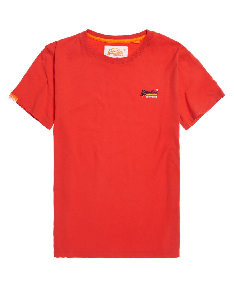 Superdry Orange Label Vintage Embroidery T-Shirt thumbnail 1
