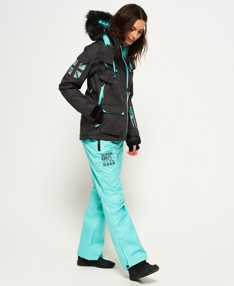 Superdry Pantalon Snow  thumbnail 1