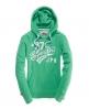 Superdry Saint Hoodie Green