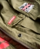 Superdry Rookie Military Jacket Green