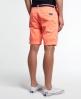 Superdry International Hyper Pop Chino Shorts Orange